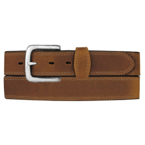 "Men's  1-3/8"" Basic Double Stitch Belt"