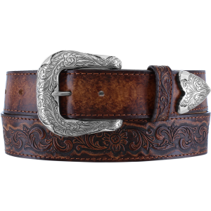 "Women's  1-1/2"" Oxeye Daisy Belt"