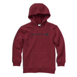 Boys'  Front Logo Hoodie