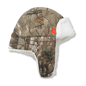 Kids'  Bubba Hat Sherpa Lined Camo