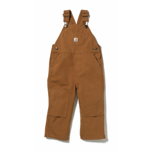 Boys'  Infant Toddler Washed Bib Duck Overall