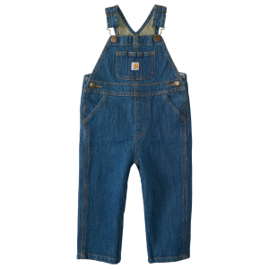 Boys'  Infant/Toddler Washed Denim Bibs