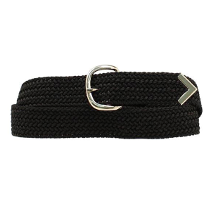 Men's  Braided Nylon Belt
