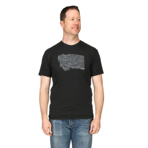 Men's  Mountain Range Montana Short Sleeve Tee