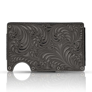Men's  Montana Credit Card and Cash Case