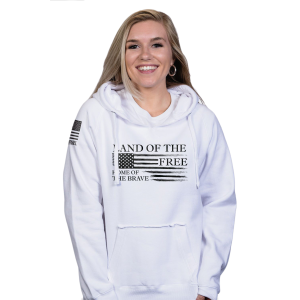 Women's  Land of the Free Hoodie