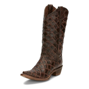 "Women's  13"" Bessie Chocolate Boot"