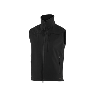 Men's  Softshell Zip-Up Vest