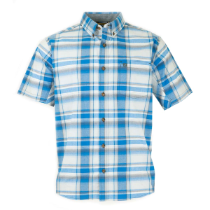 Men's  FullFlexx Short Sleeve Button Down Shirt