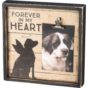 Forever In My Heart Inset Frame