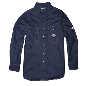 Men's  Lightweight Work Snap Shirt