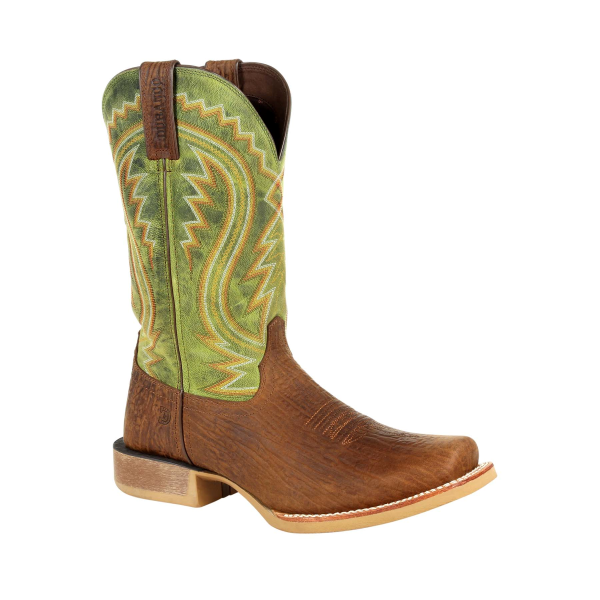 Rebel Pro Briar Green Western Boot