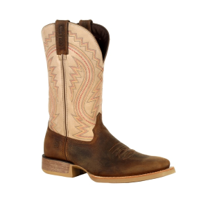 Men's  Rebel Pro Coffee Western Boot