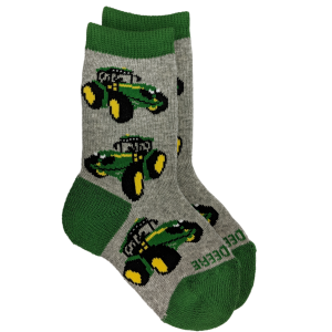 Kids'  Infant/Toddler Tractor Crew Sock