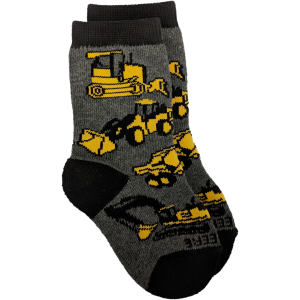 Kids'  Infant/Toddler Construction Crew Sock