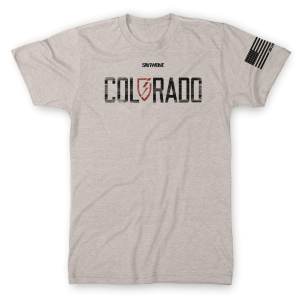 Men's  Colorado Creed Tee