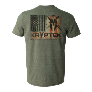 Men's  Battlefield to Backcountry Short Sleeve Graphic T-Shirt