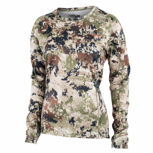 Women's  Core Midweight Crew Long Sleeve