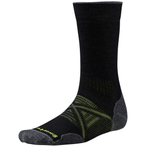 Men's  PhD Outdoor Medium Crew Sock