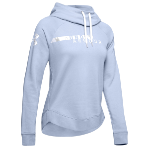 Women's  UA Favorite Fleece Camo Logo Hooded Sweatshirt