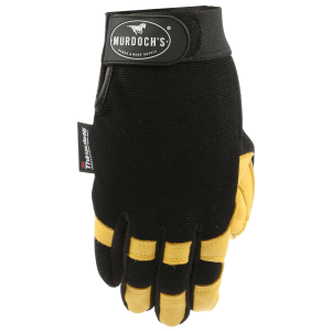 Women's  All Purpose Lined Deerskin Glove