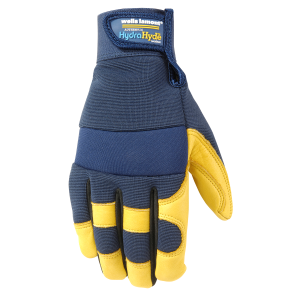 Men's  HydraHyde Grain Cowhide Glove with Comfort Closure
