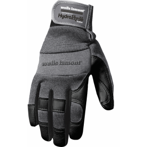 Men's  HydraHyde Fleece Lined Insulated Grain Cowhide Glove