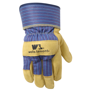 Men's  Grain Pigskin Leather Palm Glove