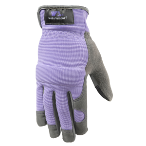 Women's  High Dexterity Synthetic Leather Glove