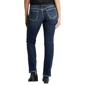 Women's  Suki Mid Slim Boot Cut Jean Indigo