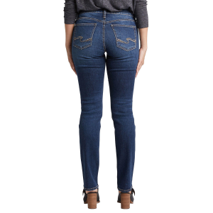 Women's  Avery Straight Leg Curvy Fit Jean