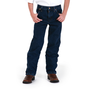 Boys'  Toddler Prewashed Cowboy Cut Regular Fit Jean