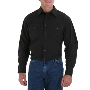 Men's  Western Snap Shirt