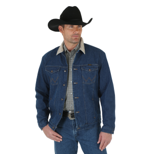 Men's  Blanket Lined Western Jacket