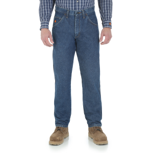Men's  FR Flame Resistant Relaxed Fit Jean