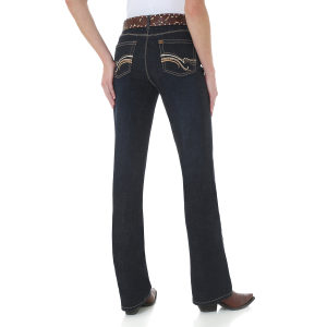 Women's  Aura Instantly Slimming Jean-Dark Wash