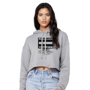Women's  Colorado Roots Crop Hoodie