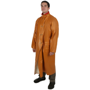 Fish Slicker Raincoat