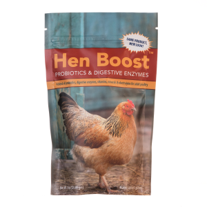 Hen Boost Probiotics & Digestive Enzymes