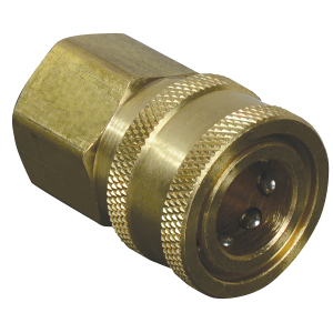 Quick Disconnect Socket x Female Pipe Thread Pressure Washer Adapter