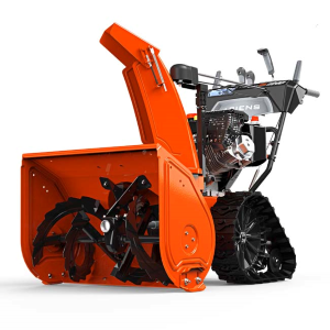 Platinum Super High Output RapidTrak  28 Snow Blower