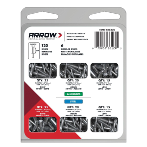 Rivet Assortment Pack