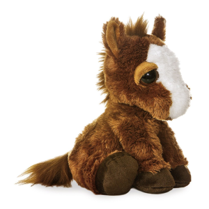 "10"" Dreamy Eyes Prancer Pony"