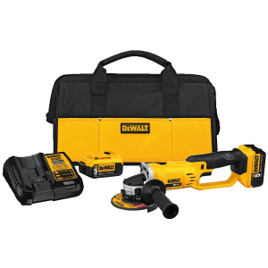 20V MAX* Lithium Ion Grinder Tool Kit DCG412P2