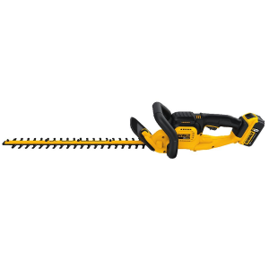 "20V MAX* Lithium Ion 22"" Hedge Trimmer (5.0 Ah) DCHT820P1"