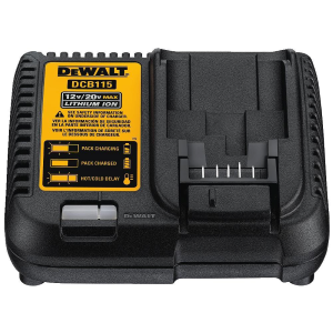 12/20V MAX* Lithium-Ion Battery Charger DCB115