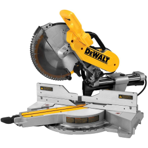 "12"" Sliding Compound Miter Saw (15 Amp) DWS779"