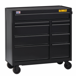 "41"" Wide 9-Drawer Rolling Tool Cabinet DWST24190"