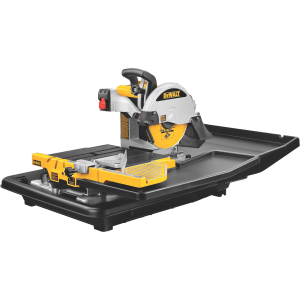 "10"" Wet Tile Saw D24000"