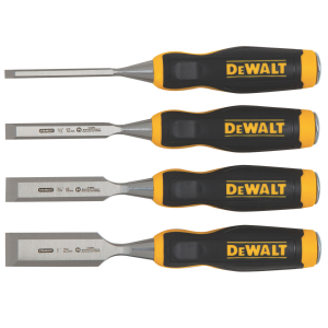 4 Piece Wood Chisel Set DWHT16063
